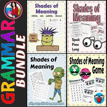 Shades of Meaning Bundle, New Year Special