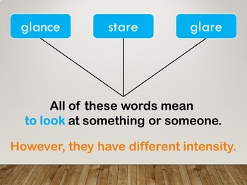 Shades of Meaning Interactive PowerPoint