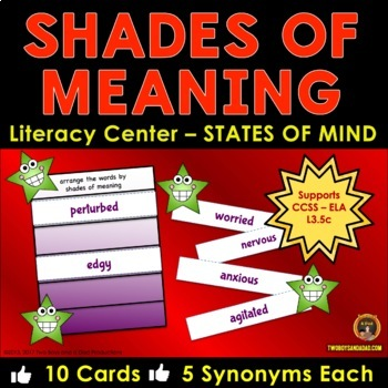 Shades of Meaning States of Mind Center