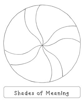 Shades of Meaning Lollipops