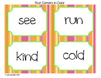 Shades of Meaning Synonym Activities
