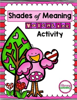 Shades of Meaning {VALENTINE Edition}