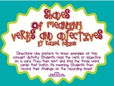 Shades of Meaning: Verbs & Adjectives (Common Core - ELA: L.2.5)