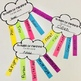 Shades of Meaning Synonym Word Sort and Rainbow Craftivity