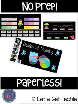 Shades of Meaning for Google Classroom!