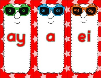 Long Vowels - Shades of 'a'