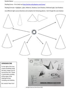 Shading Basic Shapes
