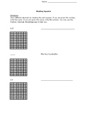 Shading Squares