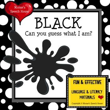 COLORS BLACK