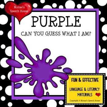 Shadow Colors Purple