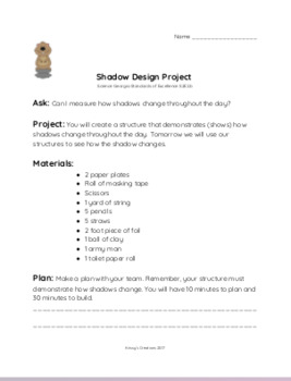 Shadow Design Project