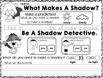 Shadow Detectives: A Great Experiment for  Groundhog Day