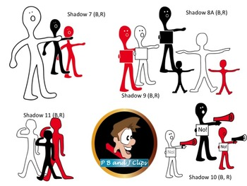 Shadow Figures (More than Just Stick Figures!)