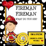 Fireman Community Helper