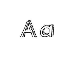 Shadow Font!