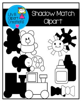 Clipart - Shadow Match
