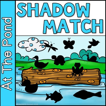 Shadow Matching At The Pond