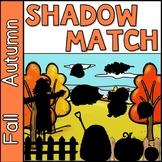Shadow Matching Fall Autumn