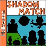 Shadow Matching Halloween