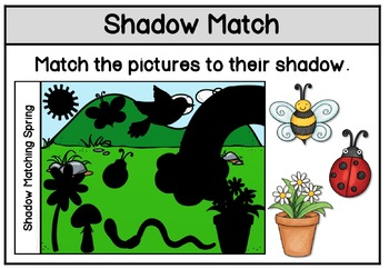 Shadow Matching Spring