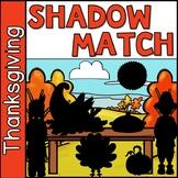 Shadow Matching Thanksgiving