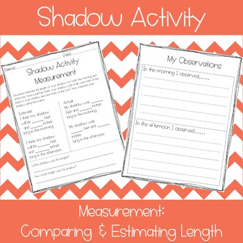 Shadow Measurement Activity