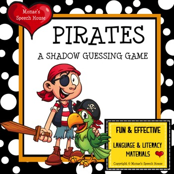 PIRATE SHADOW Speech Therapy
