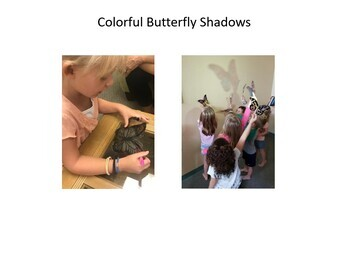 Shadow Science Mini Unit Study