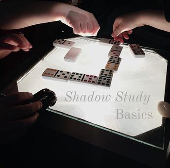 Shadow Study Basics - Creative Curriculum / Teaching Strategies Gold