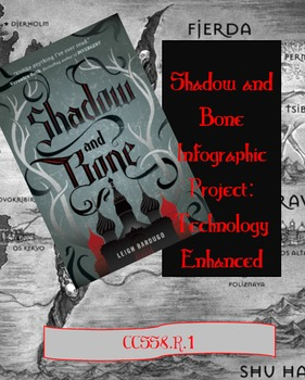 Shadow and Bone Infographic Technology Enhanced Project