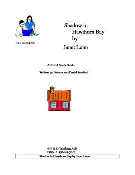 Shadow in Hawthorn Bay by Janet Lunn