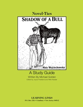 Shadow of a Bull - Novel-Ties Study Guide