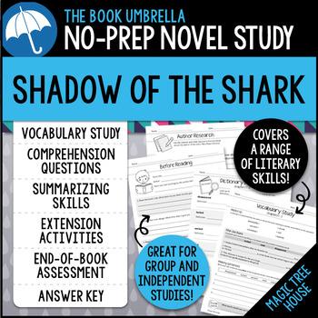 Shadow of the Shark - Magic Tree House