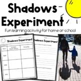 Shadows Activity