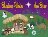 Shadows Under the Star Mat - Christmas Nativity