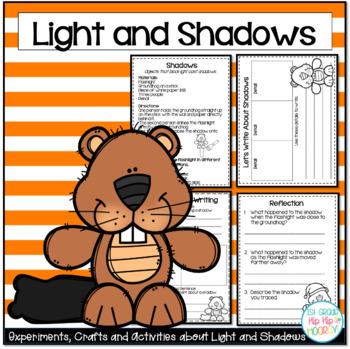 Shadows....With a Groundhog Theme!
