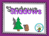 Shadows and Groundhog Crafts