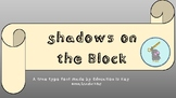 Shadows on the Block Font- Commercial License