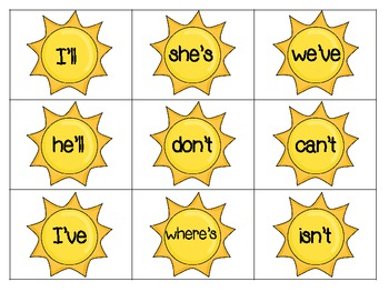 Shady Contractions for Matching and Sorting