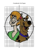 Shaggy & Scooby Coordinate Graphing Set