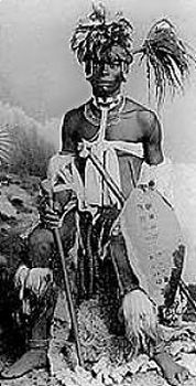 Shaka: Zulu Chieftain 6/12/2006 • Military History HistoryNet Biography Q & A