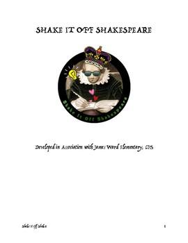 Shake It Off Shakespeare