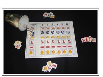 Shake It, Roll It & Say It: Artic-zee bundle, Speech therapy