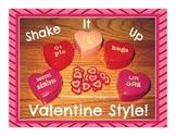 Shake It Up: Valentine Style Estimation Game