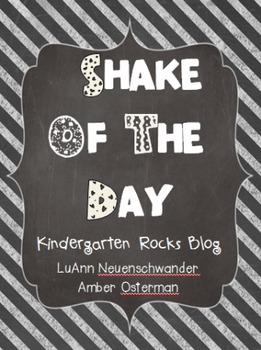 Shake Of The Day Unit