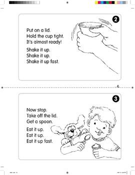 Shake Pudding (Level E)