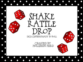 Shake Rattle Drop...Dice Centers Ready to Roll