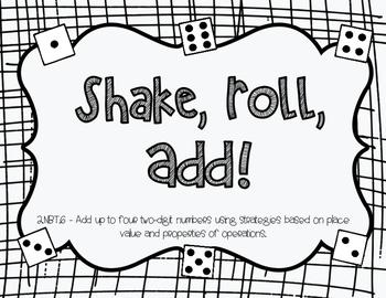 Shake, Roll, Add!