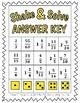 5th Grade Eureka Math Shake & Solve- Adding Fractions by Making Like Units
