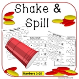 Shake and Spill, Shake & Spill **Numbers 3-20**